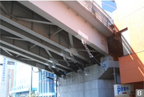 落橋防止装置