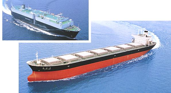 船舶塗装実績