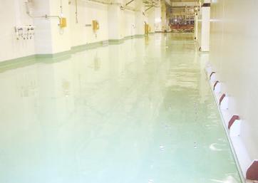 塗床工事の実績(2)