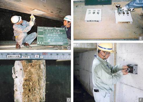 劣化調査・診断/コンクリート構造物(2)